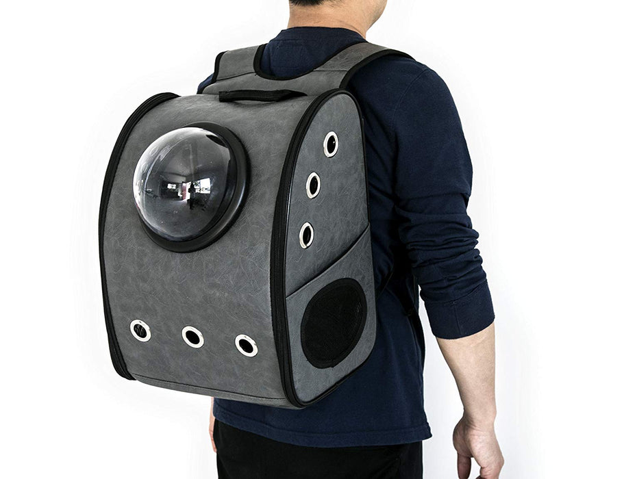 JJMG Capsule Space Bubble Backpack