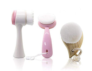 JJMG Facial Cleansing Manual Brush
