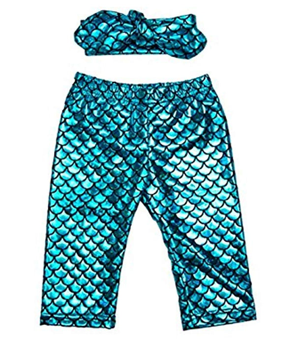 JJMG Mermaid Costume (Toddlers-Kids)
