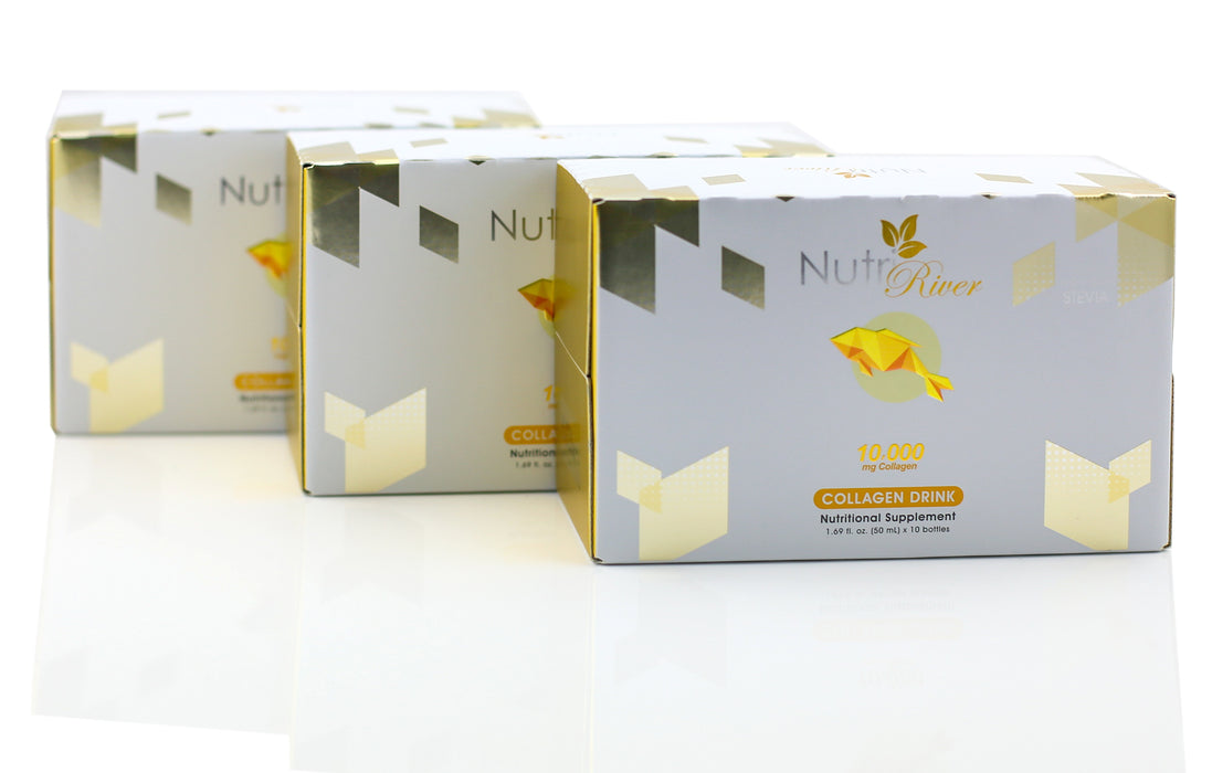 NutriRiver Collagen Fish Skin Drink
