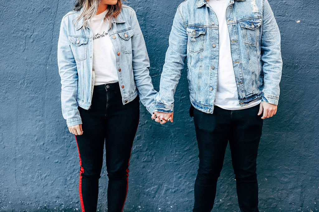20017d7fd3 The Complete Guide to the Perfect Couple Outfit – relationtees