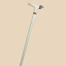 Exclusive Direwolf Wooden Walking Cane for Men