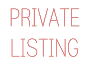 Asterom Private Listing