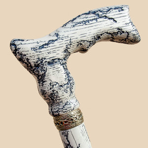 Lightning Cane Exclusive Artistic Walking Stick