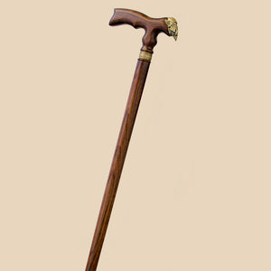 Thor Viking Cane - Custom Length and Color