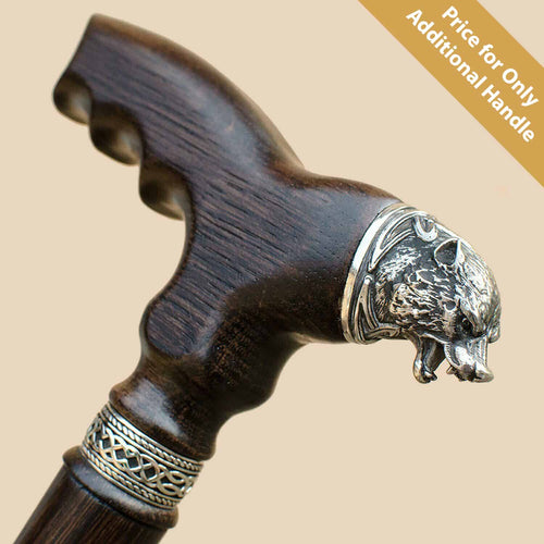 Celtic Wolf Handle Only (#560151)