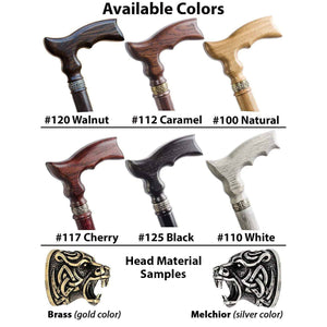 Celtic Bear Handle Only (#560127)