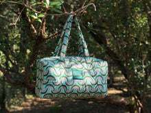"Charger l'image dans la galerie, ""Week-End Bag Vert"""