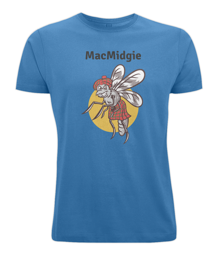 Men's/Unisex T-Shirt - MacMidgie