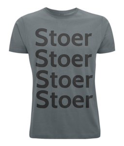 Classic Cut Jersey Men's T-Shirt - Stoer