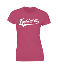 Load image into Gallery viewer, Ladies Fitted T-Shirt