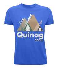 Load image into Gallery viewer, Classic Cut jersey men's T-Shirt - Quinag