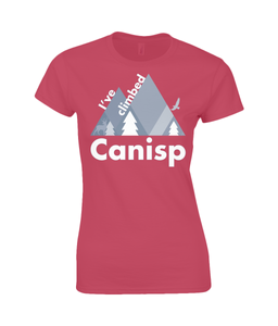 Ladies Fitted  T-Shirt Canisp