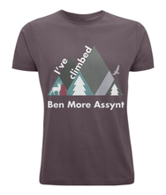 Load image into Gallery viewer, Classic Cut Jersey Men's T-Shirt - Ben More Assynt