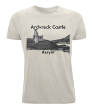 Load image into Gallery viewer, Classic Cut jersey Men's T-Shirt - Ardvreck castle
