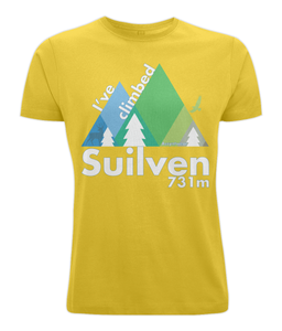 Classic Cut Jersey Men's T-Shirt - I've climbed Suilven