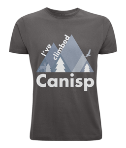 Classic Cut Jersey Men's T-Shirt - Canisp