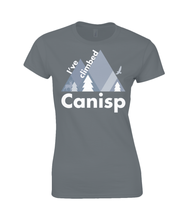 Load image into Gallery viewer, Ladies Fitted  T-Shirt Canisp