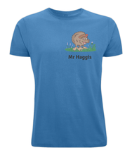 Load image into Gallery viewer, Classic Jersey Men's/Unisex T-Shirt- Mr Haggis
