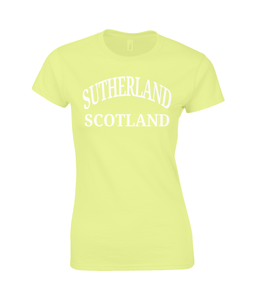 Ladies Fitted T-Shirt