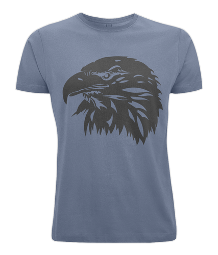 Classic Cut Jersey Men's T-Shirt - Eagle