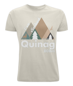 Classic Cut jersey men's T-Shirt - Quinag