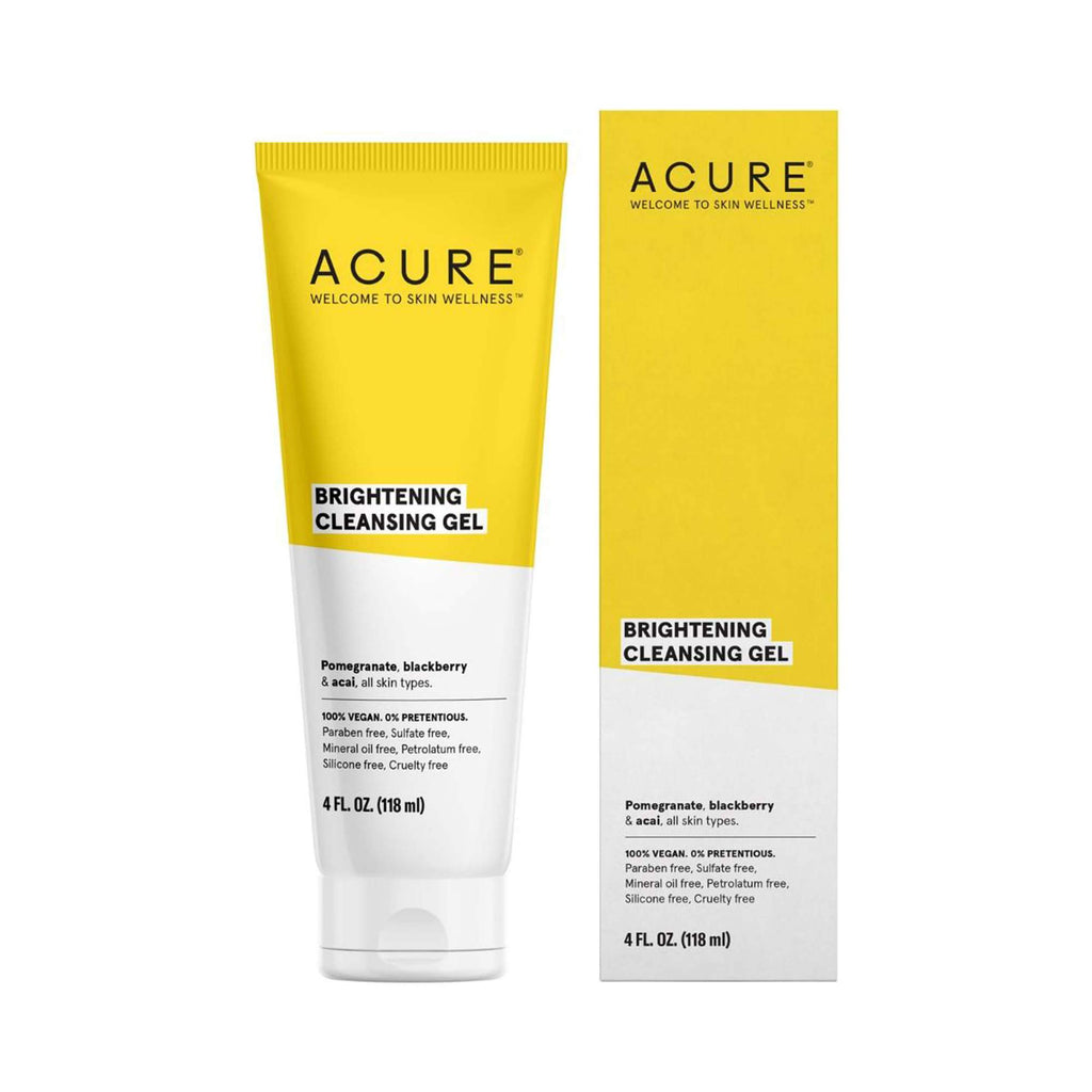 ACURE Brightening Cleansing Gel | Every Sunday | Self Care Sunday