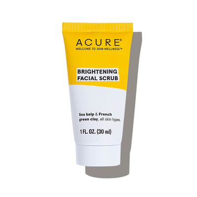 ACURE Brightening Facial Scrub-Every Sunday