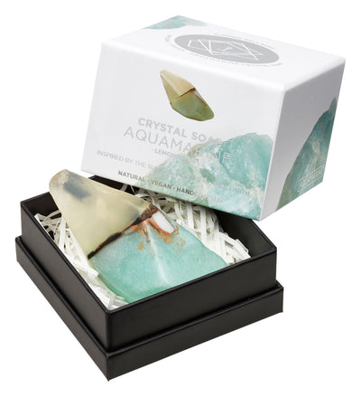 Crystal Soap - Aquamarine-Soap-Every Sunday