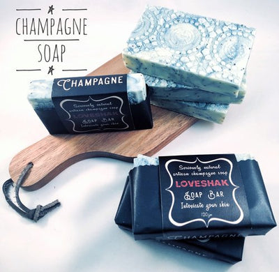 Champagne Soap Bar-Soap-Every Sunday