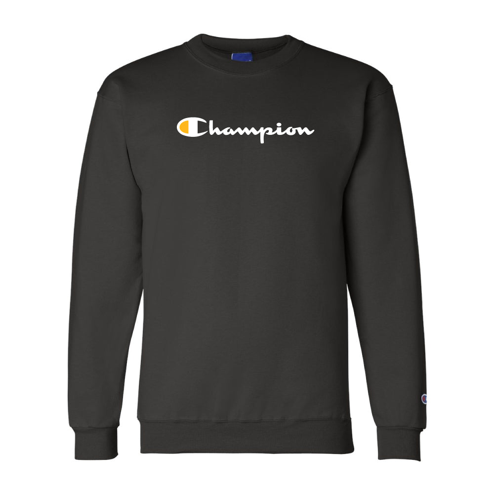Rebels Athletics Champion® Crewneck Sweatshirt - Black