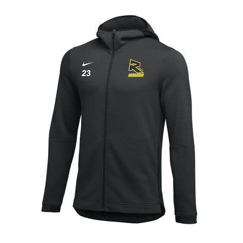 Rebels Athletics Nike® Showtime Full-Zip Hoodie - Black