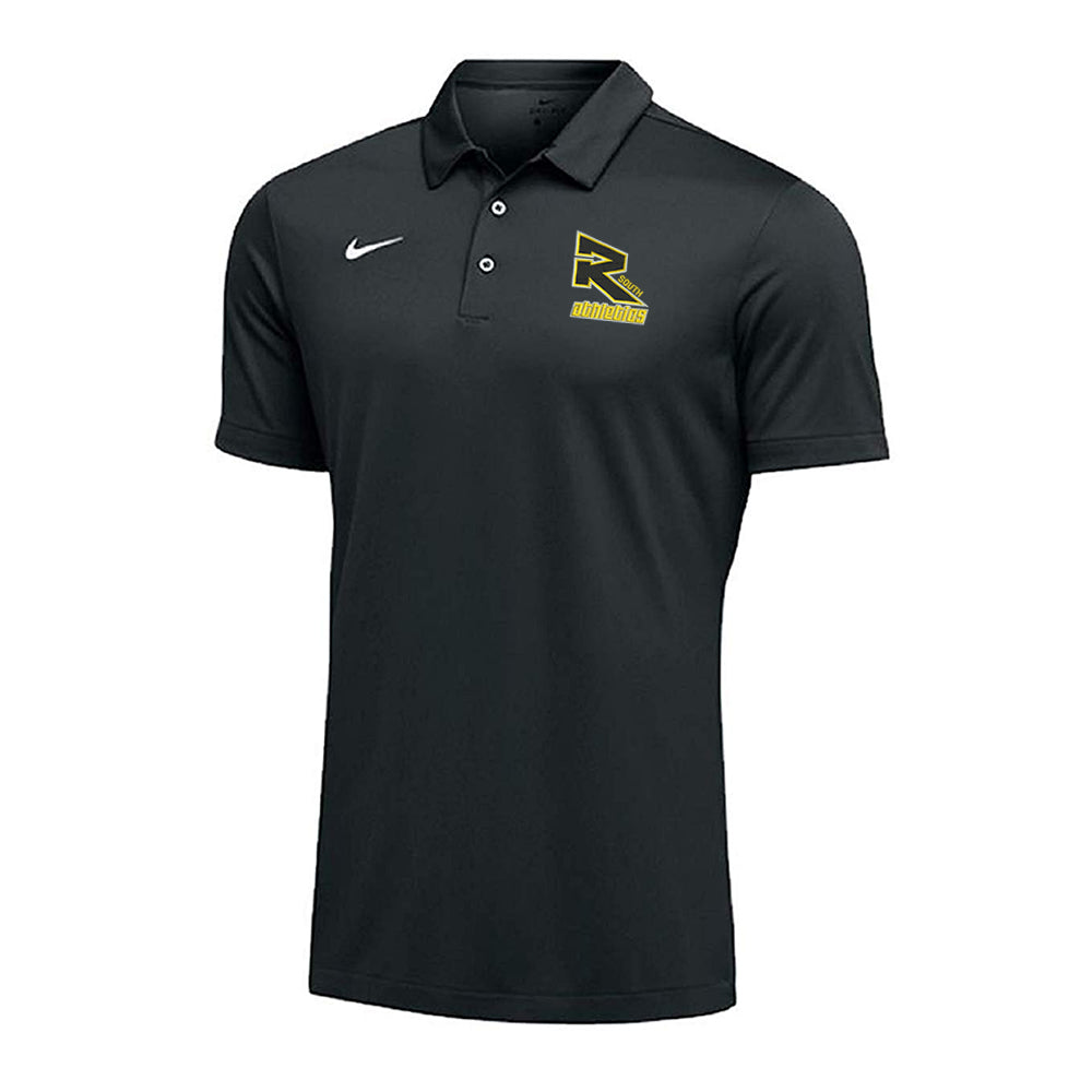 Rebels Athletics Nike® Short Sleeve Dri-FIT Polo - Black
