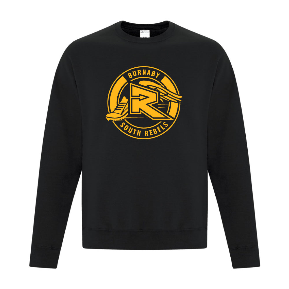 Rebels Cross Country ATC™ Crewneck Sweatshirt - Black