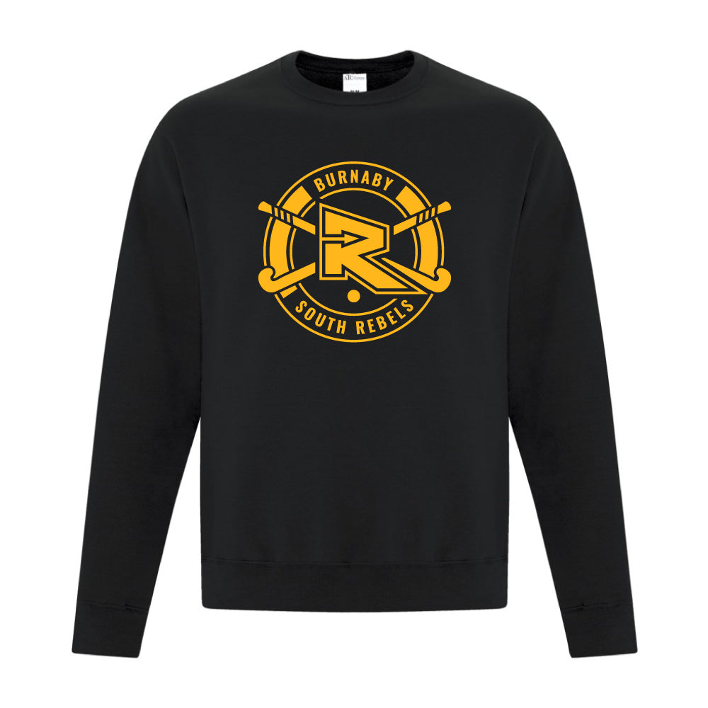 Rebels Field Hockey ATC™ Crewneck Sweatshirt - Black