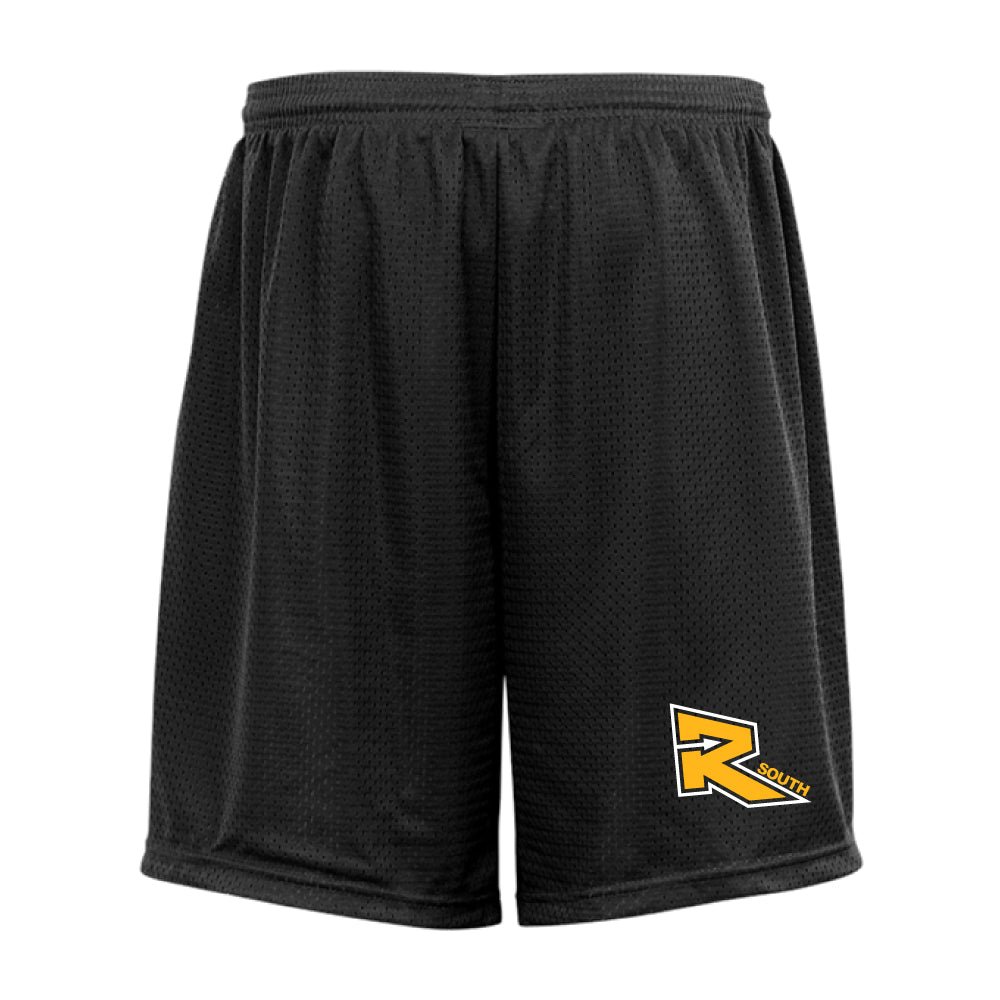 Rebels Athletics Badger Sport Mesh Pocketed Short