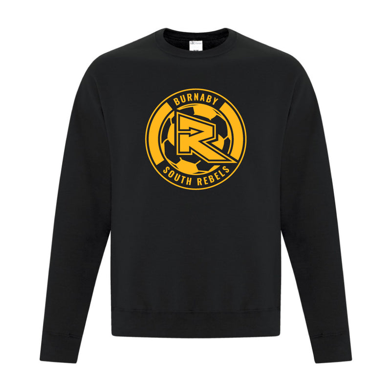 Rebels Soccer ATC™ Crewneck Sweatshirt - Black