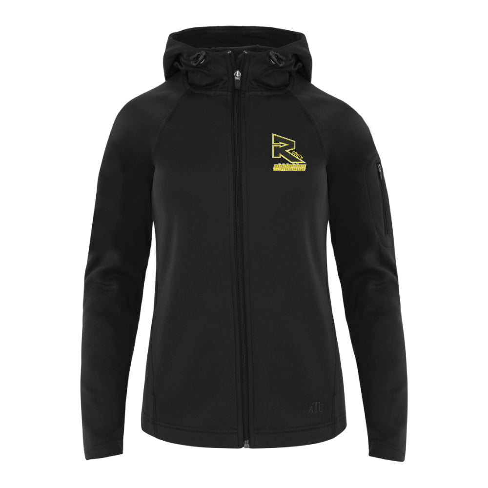 Rebels Athletics ATC™ PTECH® Ladies Fleece Hooded Jacket