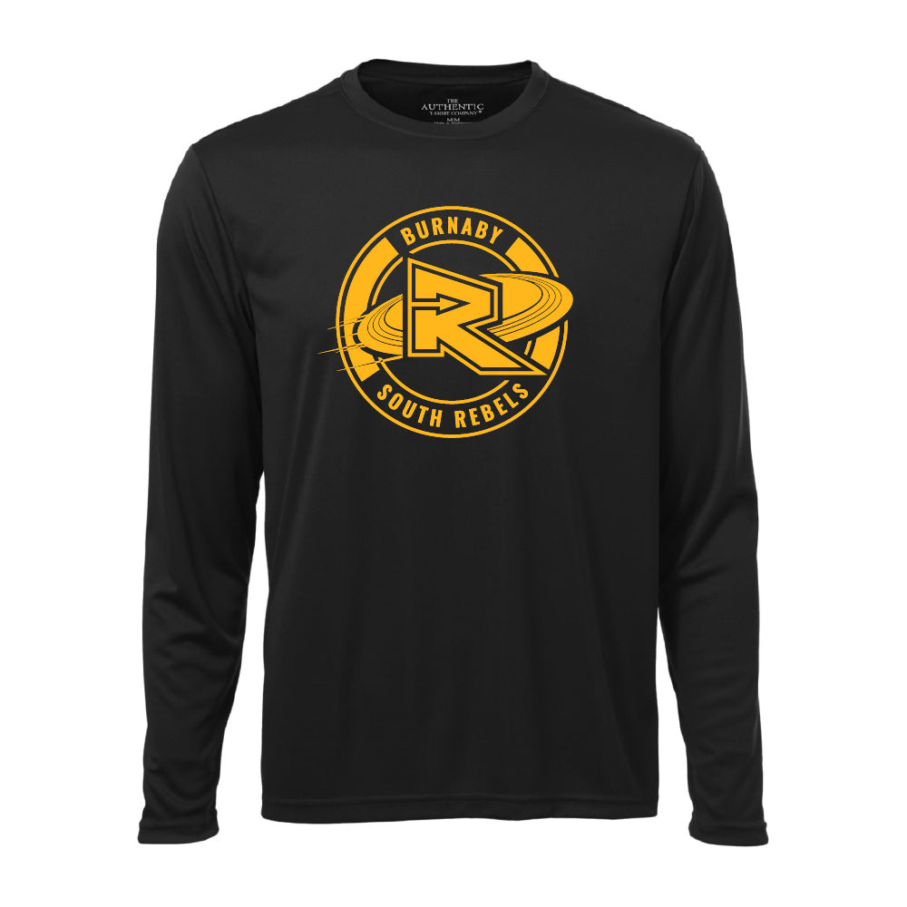 Rebels Ultimate ATC™ Long Sleeve Performance Shirt - Black