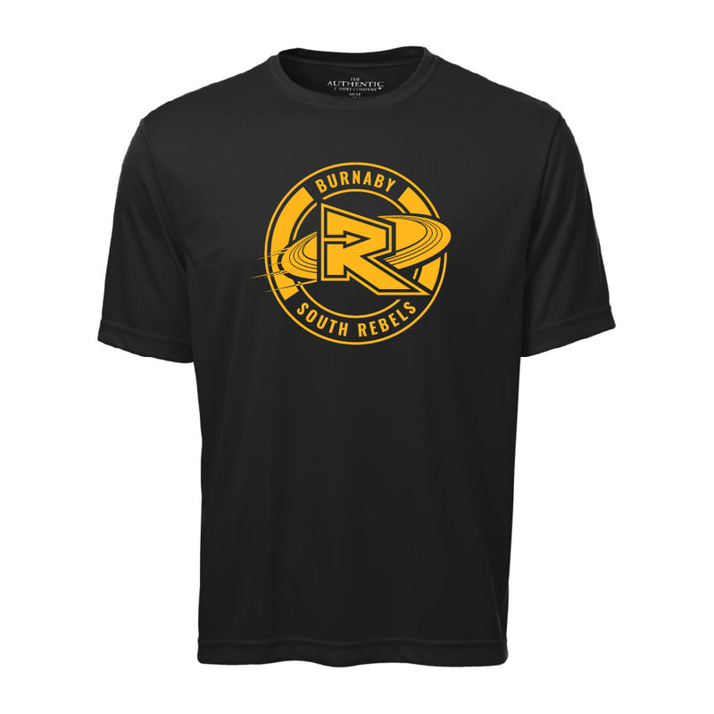 Rebels Ultimate ATC™ Short Sleeve Performance Shirt - Black