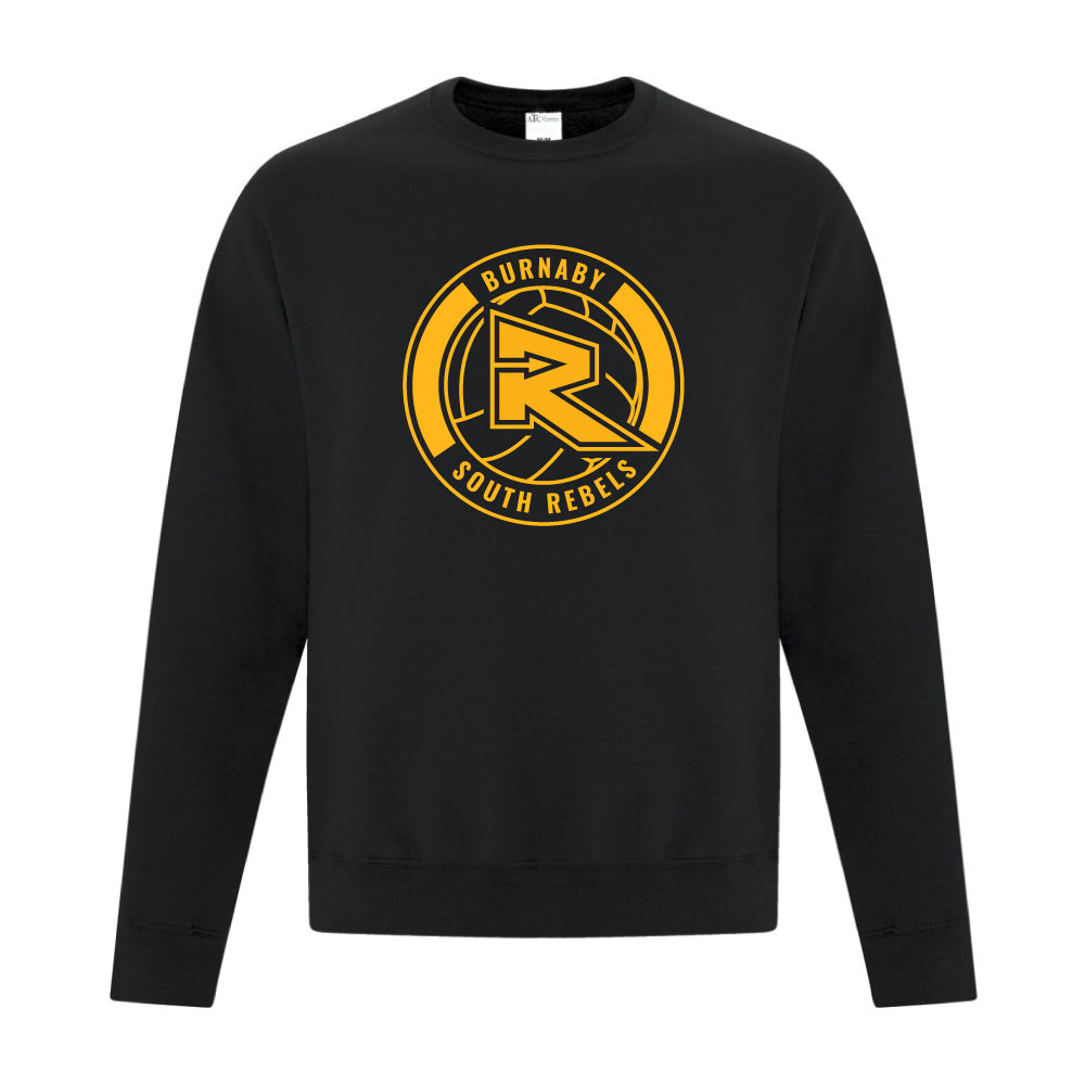 Rebels Volleyball ATC™ Crewneck Sweatshirt - Black