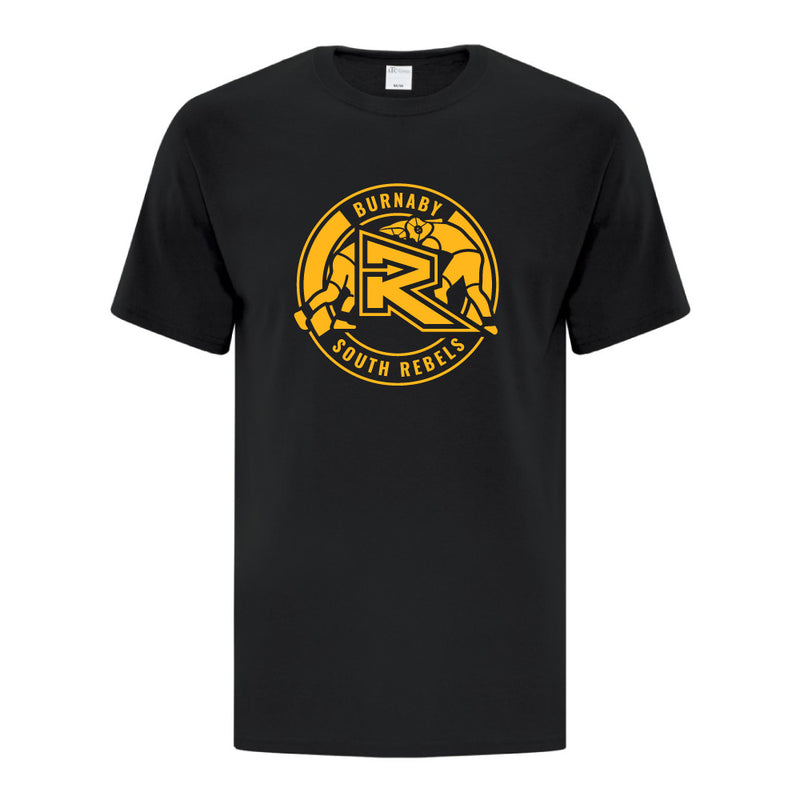 Rebels Wrestling ATC™ Short Sleeve T-Shirt - Black