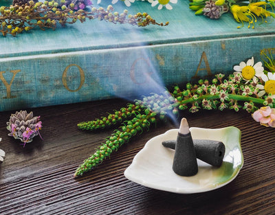 Basics of Using Backflow Incense Cones