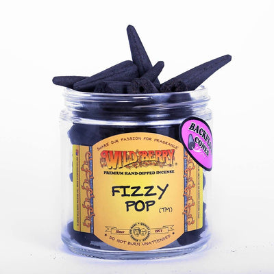 Backflow Incense Cones - Fizzy Pop Incense Cones Incense Flow