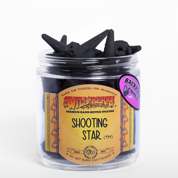 Backflow Incense Cones - Shooting Star Incense Cones Incense Flow