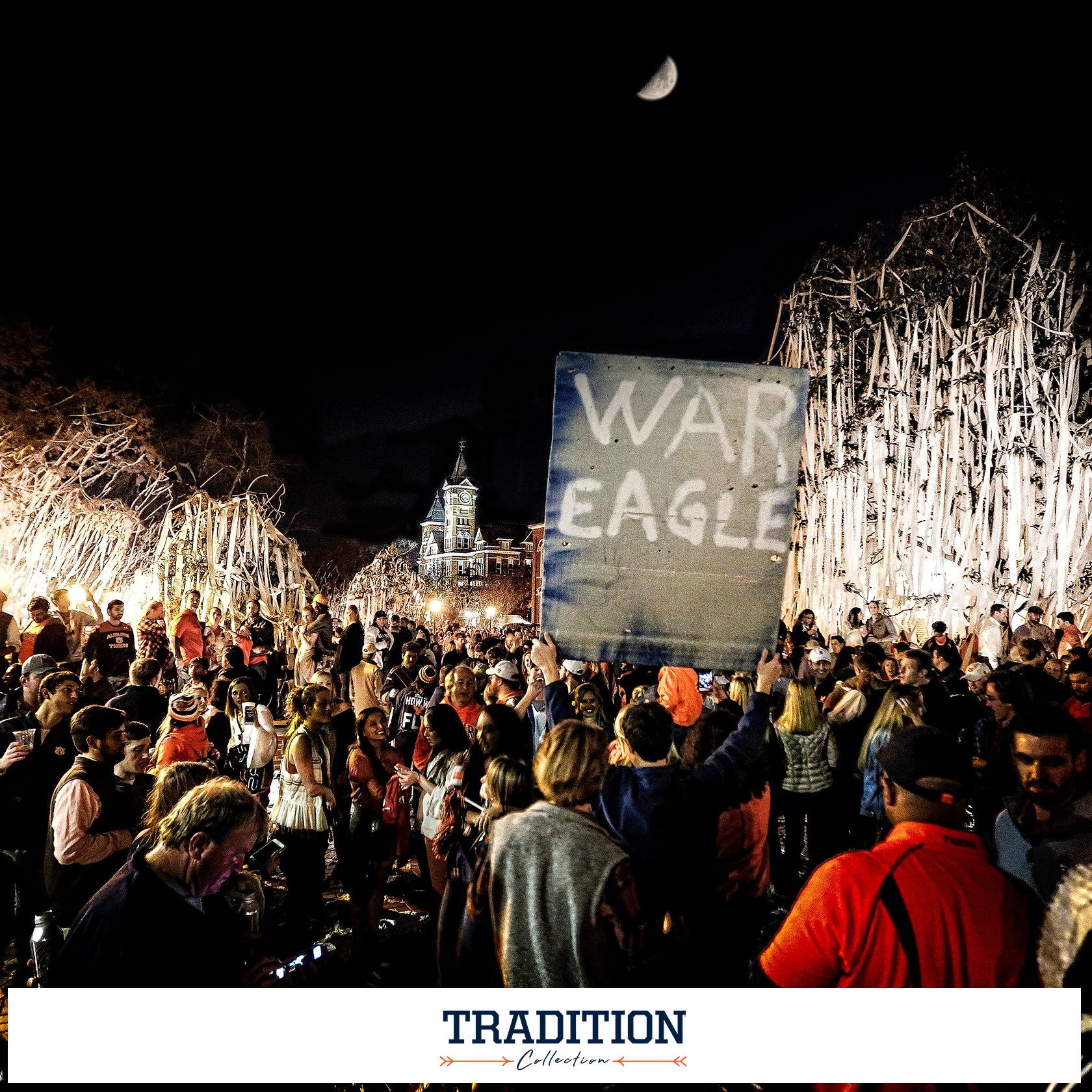 AUBURN TIGERS - TRADITIONS COLLECTION