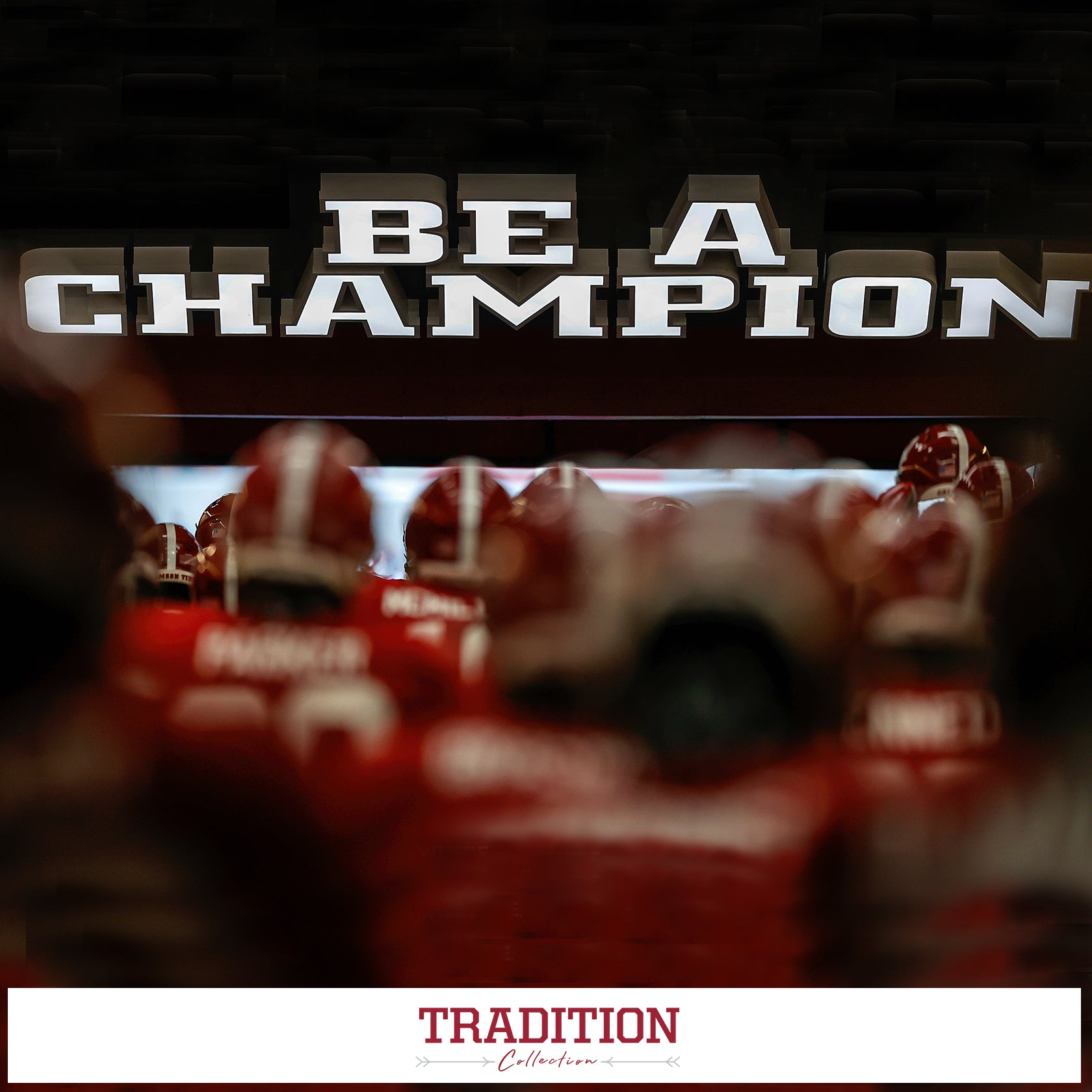 Alabama Crimson Tide - Tradition Collection Photo Prints