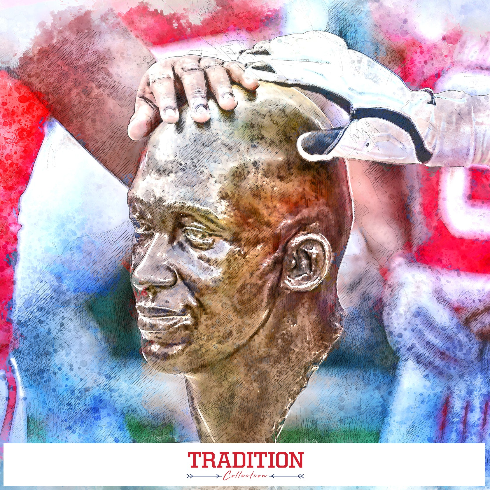 Ole Miss Rebels - Tradition Collection - Available as Canvas, Wood, Poster, Metal, Acrylic, Wall Decal and PVC Wall Arts
