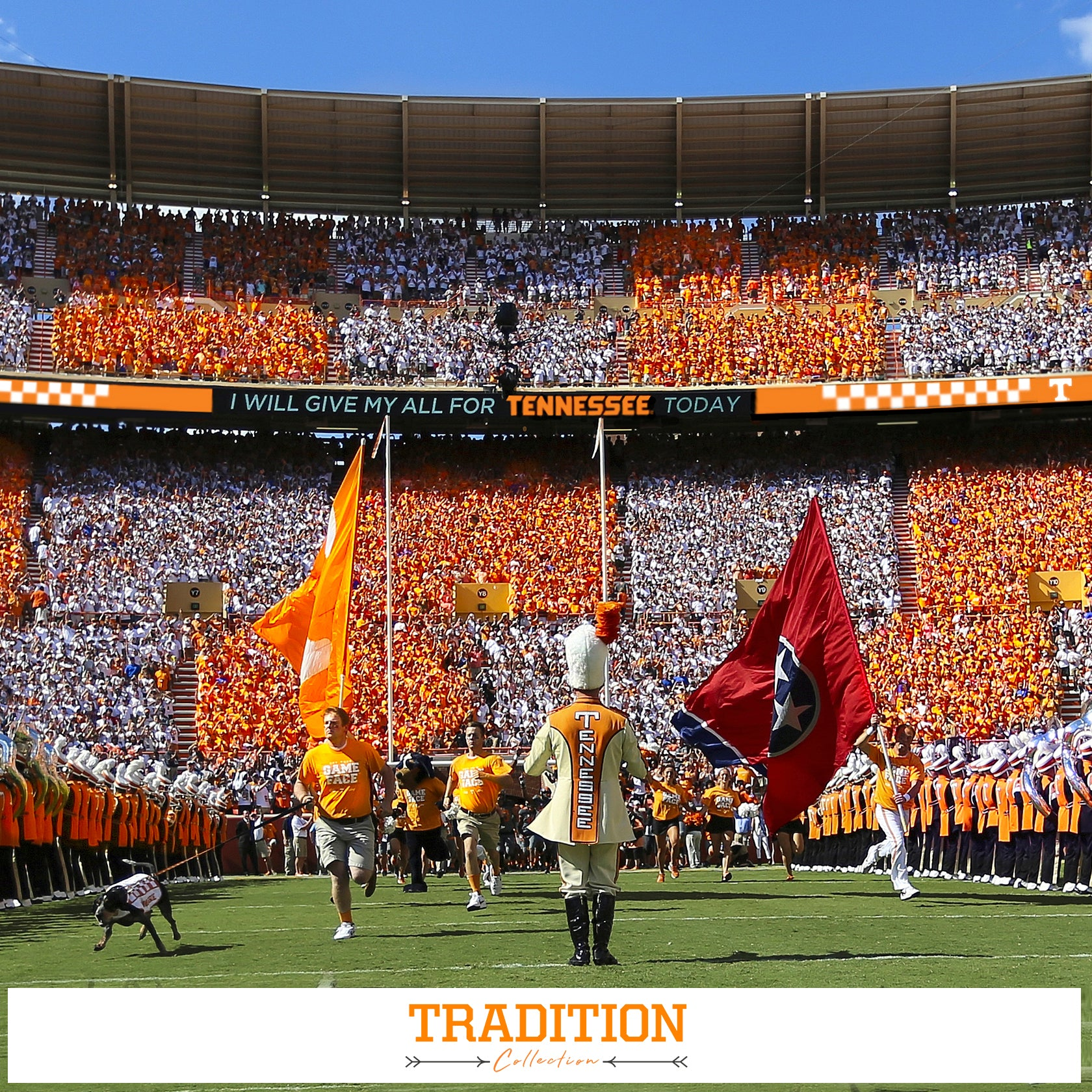 Tennessee Vols - Tradition