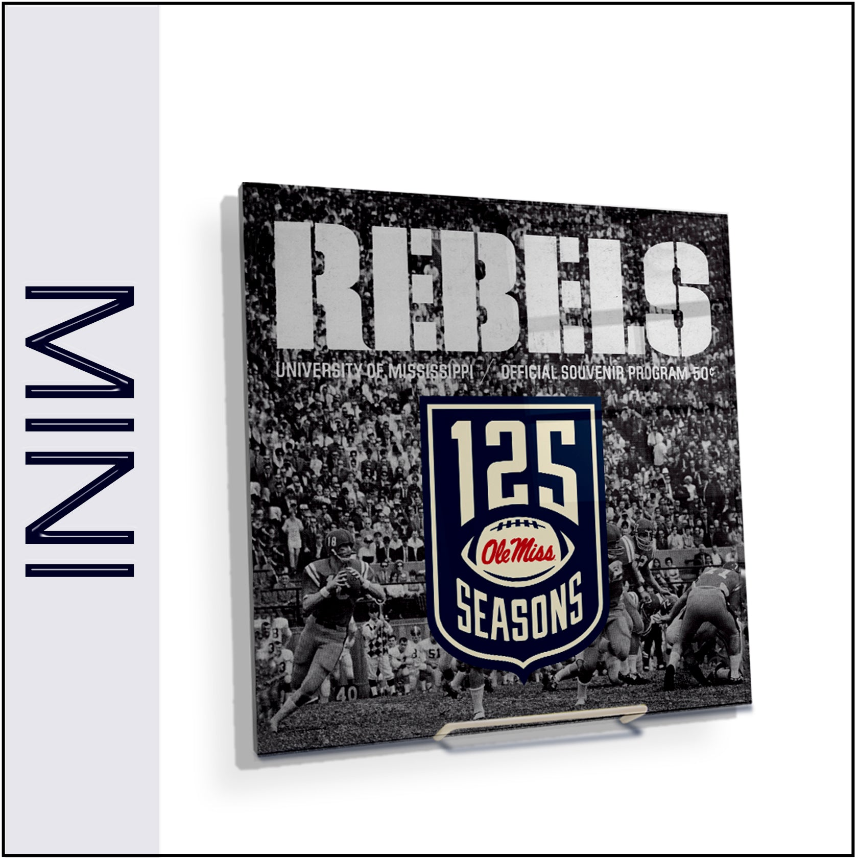 Ole Miss Rebels - Desktop Mini